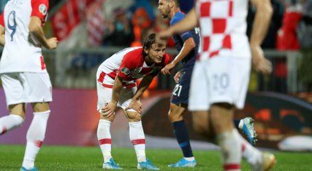 Utakmica Hrvatska – Slovačka bez incidenata