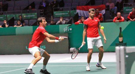 Davis Cup: Hrvatska – Rusija 0-3