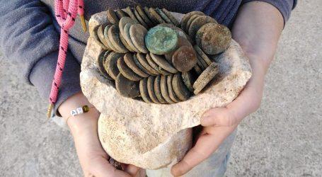 Krk: Tijekom radova na odvodnji otkrivena arheološka nalazišta