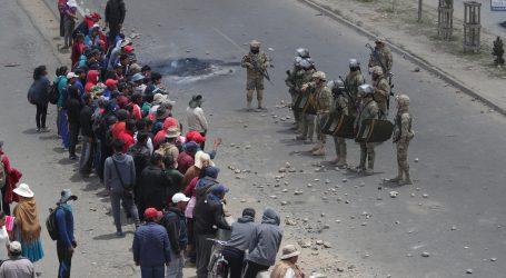 BOLIVIJA U sukobima prosvjednika i policije ubijena jedna osoba