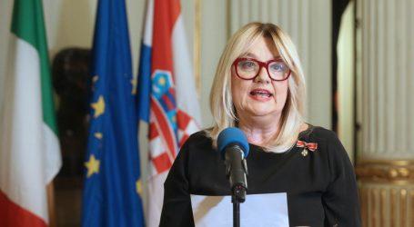 Intendantica HNK-a u Zagrebu Dubravka Vrgoč primila visoko talijansko priznanje