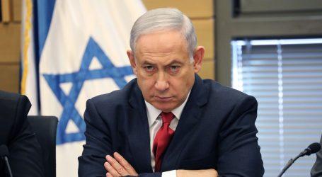 Netanyahu najavio da će zatražiti parlamentarni imunitet