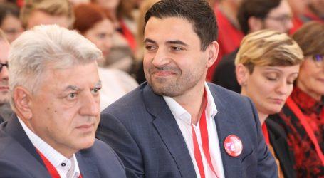 Bernardić nije sretan zbog Glavaševog potpisa za Milanovićevu kandidaturu