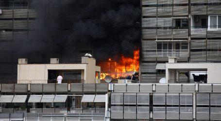 Električno kuhalo izazvalo požar u Papandopulovoj ulici u Splitu
