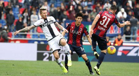 Bologna i Parma uzeli po bod u 13. kolu Serie A