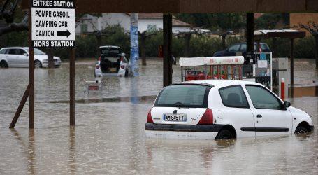 Najmanje četvero mrtvih u velikim poplavama u jugoistočnoj Francuskoj
