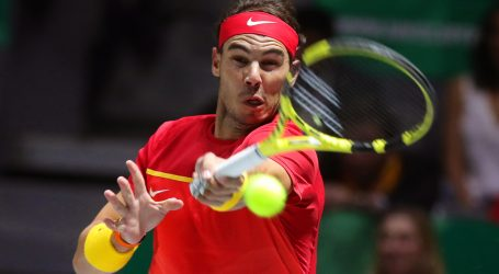 Španjolska osvojila Davis Cup
