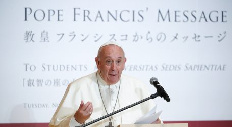 Papa priznao korupcijski skandal razotkriven iznutra