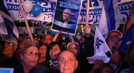 Tisuće ljudi u Tel Avivu pružile potporu Netanyahuu