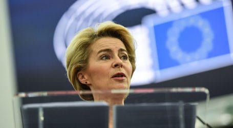 Europski parlament izglasao novi saziv Europske komisije