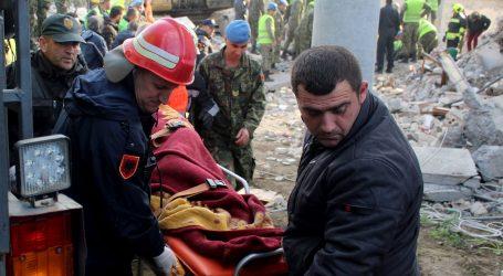 Broj mrtvih u potresu u Albaniji porastao na 27; izvučeno 48 preživjelih