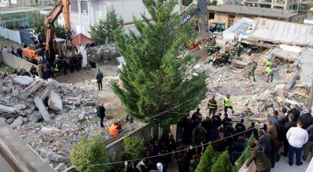 Albanija očajnički traži preživjele nakon potresa
