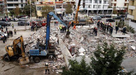 Albanija prekida potragu za preživjelima nakon potresa