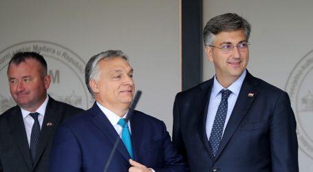 "PLENKOVIĆ: ""Interes nam je s Mađarskom razvijati prekogranične projekte"""
