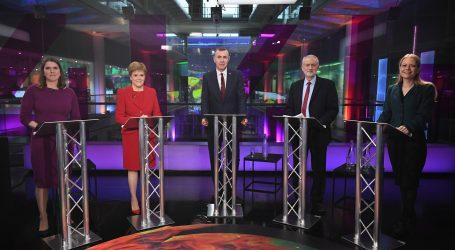 Johnson odbio sudjelovati u TV debati, zamijenjen otapajućom kockom leda