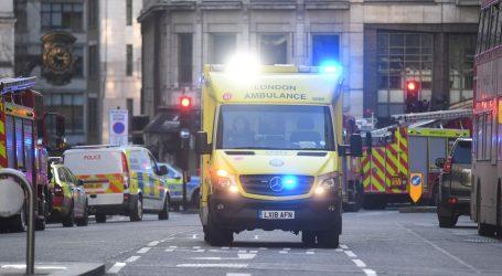 Policija ubila napadača u Londonu, nosio je lažni eksploziv