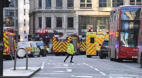 Incident na London Bridgeu, jedna osoba pogođena iz vatrenog oružja