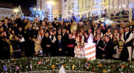 Počeo Advent u Zagrebu