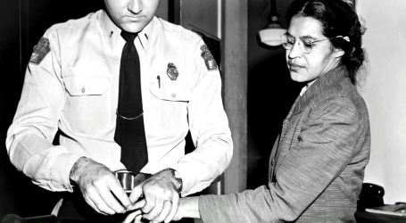 Hvala na hrabrosti, Rosa Parks!