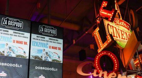Pretpremijera filma 'Izazivač: Le Mans '66' okupila veliki broj muške publike