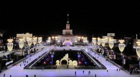 VIDEO: Najveće europsko gradsko klizalište