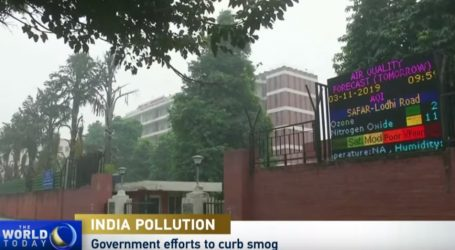 VIDEO: Zagađenje u New Delhiju trebaju rješavati vlade indijskih država
