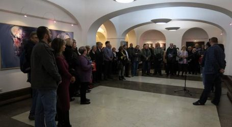 FOTO: Potresna lica slikara Gorana Ćetkovića