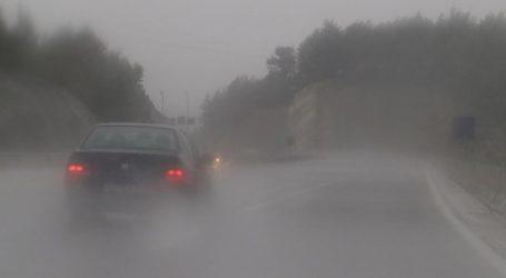 Kolnici mokri i skliski, nesreća u tunelu Škurinje I u smjeru Zagreba