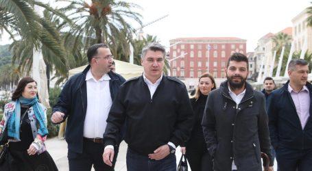 """Milanović na udaru kritika zbog izjava o """"Hajduku"""""""