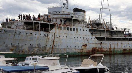 """POTPISANO: Kreće obnova Titovog """"Galeba"""" u brod – muzej"""