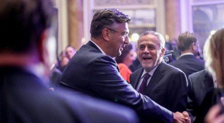 Sastaju se Plenković i Bandić, razgovarat će o suradnji Vlade i Zagreba