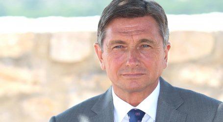 Pahor kaže da se može izbjeći blokada ulaska RH u Schengen, ali da je problem u Hrvatskoj