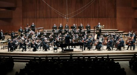 Zagrebačka filharmonija s dirigentom Dmitrijem Kitajenkom snima CD za Oehms classics