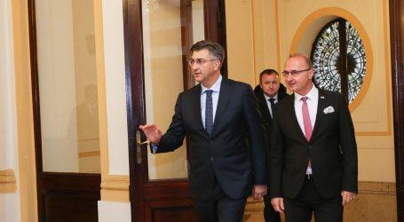 """Plenković o Škorinoj izjavi: """"Treba malo otvoriti horizonte pa komentirati teme"""""""