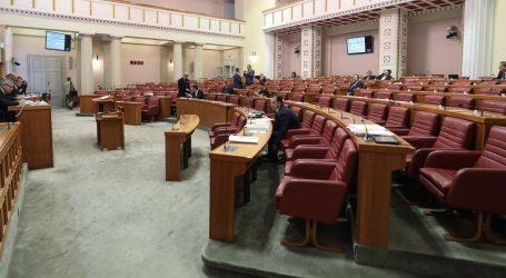 Sindikati pozivaju saborske zastupnike da ne glasuju za proračun