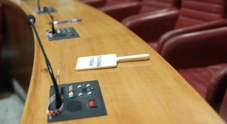 Saborski zastupnici danas glasaju o Prijedlogu državnog proračuna