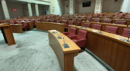 Sabor ovoga tjedna raspravlja o državnom proračunu