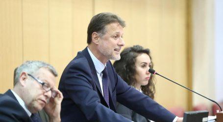 """OPET BURNO U SABORU: Jandroković izbacio Marasa iz Sabora: """"Neće vas nitko iznositi, jer ste preteški"""""""