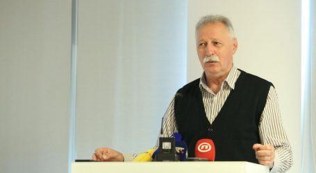 """MIHALINEC: """"U ponedjeljak dostojanstveni štrajk zbog pijeteta prema Vukovaru"""""""