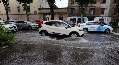 Važno upozorenje Civilne zaštite zbog crvenog meteoalarma u Dalmaciji