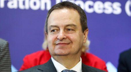 Dačić kritizira Hrvatsku zbog reagiranja na najavljeno sudjelovanje Vučića na kongresu EPP-a