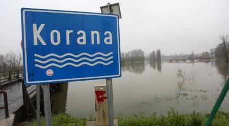 Karlovac ne očekuje proglašenje ni najnižeg stupnja pripreme obrane od poplava