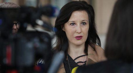 OREŠKOVIĆ 'Grabar-Kitarović plagirala je moj politički program'
