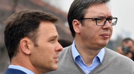 Prosvjednici traže ostavku srbijanskog ministra financija zbog plagiranog doktorata