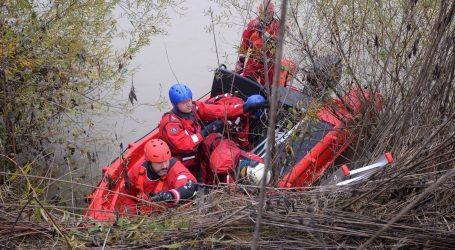 Policija i HGSS spasili dva migranta iz Mrežnice