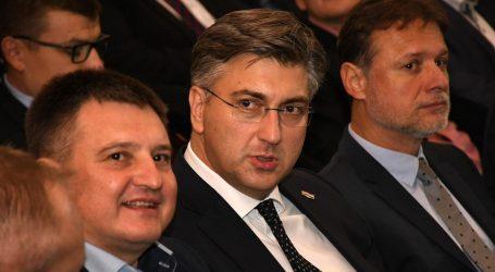 CRODEMOSKOP: HDZ i SDP bilježe blagi rast, ocjena Vlade bolja, Plenković ponovno najpozitivniji