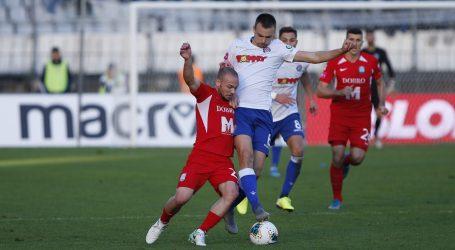 HT PRVA LIGA Hajduk nastavio pobjednički niz na Poljudu