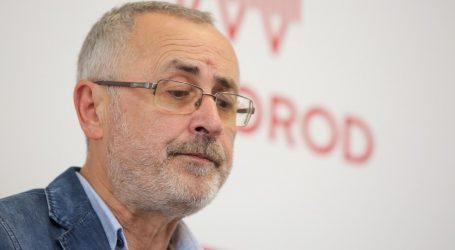 STIPIĆ 'Sa sigurnošću mogu reći da će sindikat Preporod odbiti Vladinu ponudu'