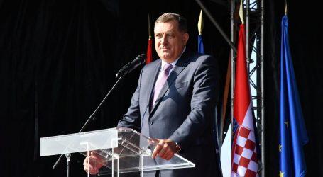 """Dodik poručio da """"Republika Srpska želi neovisnost kao i Kosovo"""""""