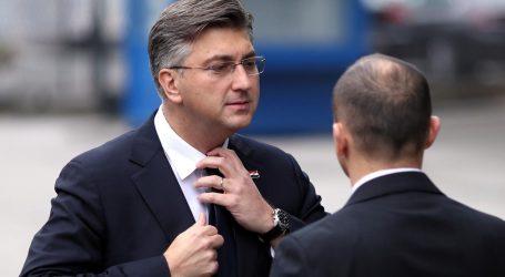 "PLENKOVIĆ: ""U HDZ-u nema WhatsApp afere"""